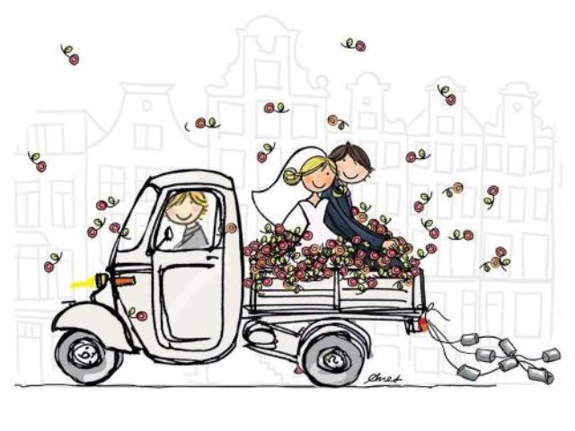 Mariage Wedding Sparkling Van